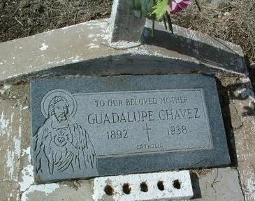 ACOSTA CHAVEZ, G. - Yavapai County, Arizona | G. ACOSTA CHAVEZ - Arizona Gravestone Photos