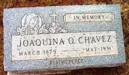 CHAVEZ, JOAQUINA O. - Yavapai County, Arizona | JOAQUINA O. CHAVEZ - Arizona Gravestone Photos