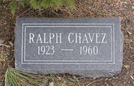 CHAVEZ, RALPH JOSEPH - Yavapai County, Arizona   RALPH JOSEPH CHAVEZ - Arizona Gravestone Photos
