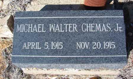 CHEMAS, MICHAEL WALTER JR. - Yavapai County, Arizona | MICHAEL WALTER JR. CHEMAS - Arizona Gravestone Photos