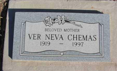 CHEMAS, VER NEVA - Yavapai County, Arizona | VER NEVA CHEMAS - Arizona Gravestone Photos