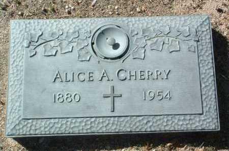 CHERRY, ALICE ANN - Yavapai County, Arizona | ALICE ANN CHERRY - Arizona Gravestone Photos