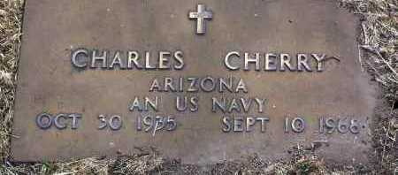 CHERRY, CHARLES - Yavapai County, Arizona | CHARLES CHERRY - Arizona Gravestone Photos