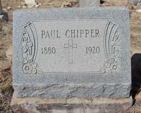 CHIPPER, PAUL - Yavapai County, Arizona | PAUL CHIPPER - Arizona Gravestone Photos