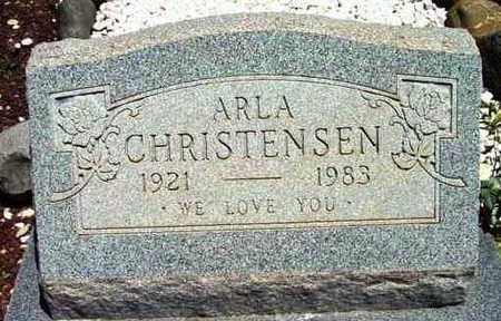 CHRISTENSEN, ARLA DEE - Yavapai County, Arizona | ARLA DEE CHRISTENSEN - Arizona Gravestone Photos