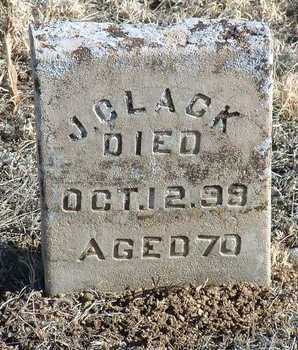 CLACK, JOHN - Yavapai County, Arizona | JOHN CLACK - Arizona Gravestone Photos