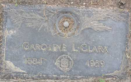 CLARK, CAROLINE LOUISE - Yavapai County, Arizona | CAROLINE LOUISE CLARK - Arizona Gravestone Photos