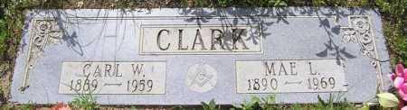 CLARK, MAE L. - Yavapai County, Arizona | MAE L. CLARK - Arizona Gravestone Photos