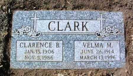 CLARK, VELMA MAE - Yavapai County, Arizona | VELMA MAE CLARK - Arizona Gravestone Photos