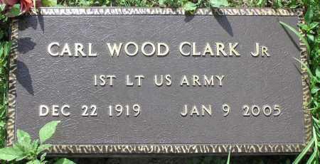 CLARK, CARL WOOD, JR. - Yavapai County, Arizona | CARL WOOD, JR. CLARK - Arizona Gravestone Photos