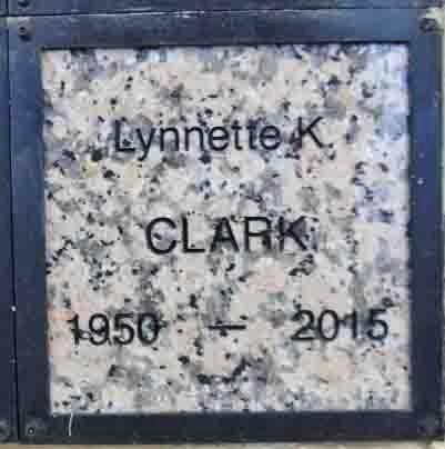 CLARK, LYNNETTE K - Yavapai County, Arizona | LYNNETTE K CLARK - Arizona Gravestone Photos