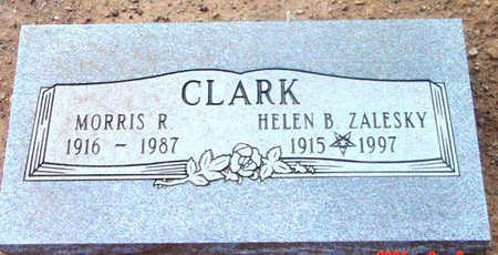 CLARK, HELEN B. - Yavapai County, Arizona   HELEN B. CLARK - Arizona Gravestone Photos