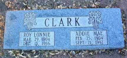 CLARK, ADDIE MAE - Yavapai County, Arizona | ADDIE MAE CLARK - Arizona Gravestone Photos