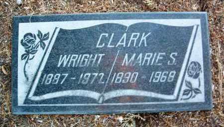 CLARK, NORMAN WRIGHT - Yavapai County, Arizona | NORMAN WRIGHT CLARK - Arizona Gravestone Photos