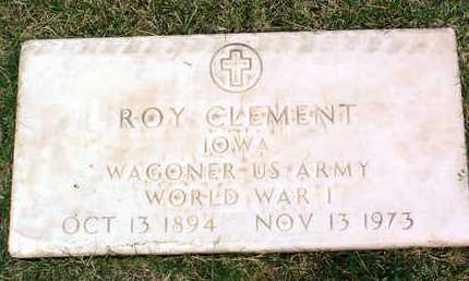 CLEMENT, ROY - Yavapai County, Arizona | ROY CLEMENT - Arizona Gravestone Photos