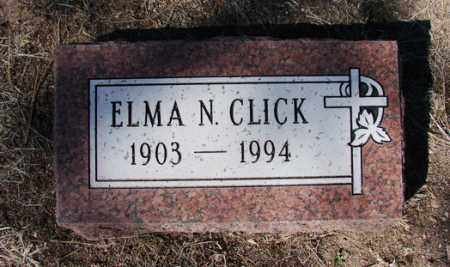 CLICK, ELMA N. - Yavapai County, Arizona | ELMA N. CLICK - Arizona Gravestone Photos
