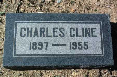 CLINE, CHARLES - Yavapai County, Arizona   CHARLES CLINE - Arizona Gravestone Photos