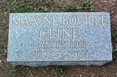CLINE, MAXINE L. - Yavapai County, Arizona | MAXINE L. CLINE - Arizona Gravestone Photos