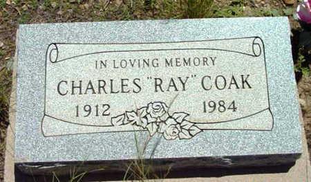 COAK, CHARLES (RAY) - Yavapai County, Arizona | CHARLES (RAY) COAK - Arizona Gravestone Photos
