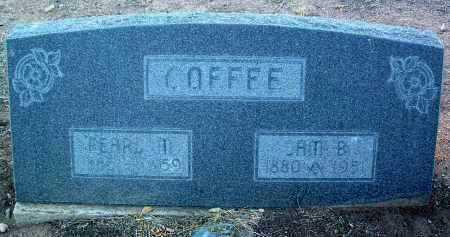 MONTGOMERY COFFEE, PEARL M. - Yavapai County, Arizona | PEARL M. MONTGOMERY COFFEE - Arizona Gravestone Photos