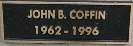 COFFIN, JOHN BERNARD - Yavapai County, Arizona | JOHN BERNARD COFFIN - Arizona Gravestone Photos