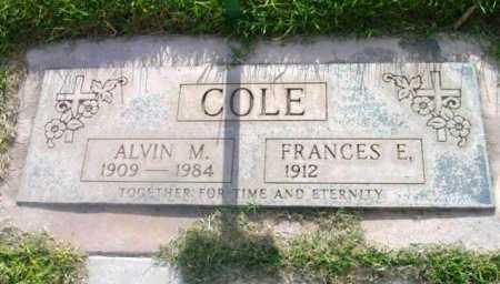 COLE, ALVIN MITFORD - Yavapai County, Arizona   ALVIN MITFORD COLE - Arizona Gravestone Photos
