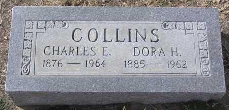 COLLINS, CHARLES E. - Yavapai County, Arizona | CHARLES E. COLLINS - Arizona Gravestone Photos