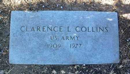 COLLINS, CLARENCE LEONARD - Yavapai County, Arizona   CLARENCE LEONARD COLLINS - Arizona Gravestone Photos