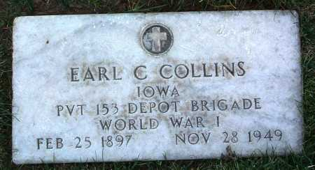 COLLINS, EARL C. - Yavapai County, Arizona | EARL C. COLLINS - Arizona Gravestone Photos