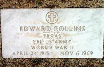 COLLINS, EDWARD - Yavapai County, Arizona   EDWARD COLLINS - Arizona Gravestone Photos