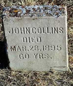 COLLINS, JOHN - Yavapai County, Arizona | JOHN COLLINS - Arizona Gravestone Photos