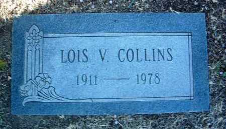 COLLINS, LOIS VIRGINIA - Yavapai County, Arizona | LOIS VIRGINIA COLLINS - Arizona Gravestone Photos