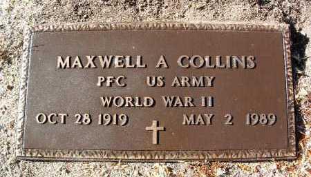 COLLINS, MAXWELL ALLEN - Yavapai County, Arizona | MAXWELL ALLEN COLLINS - Arizona Gravestone Photos