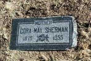 COLQUETTE SHERMAN, C. - Yavapai County, Arizona | C. COLQUETTE SHERMAN - Arizona Gravestone Photos