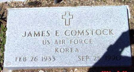 COMSTOCK, JAMES EMERSON - Yavapai County, Arizona   JAMES EMERSON COMSTOCK - Arizona Gravestone Photos