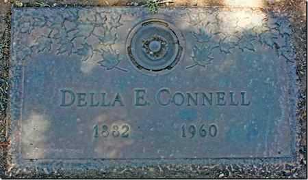CONNELL, DELLA ELLEN - Yavapai County, Arizona | DELLA ELLEN CONNELL - Arizona Gravestone Photos