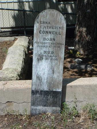 CONNELL, VERNA CATHERINE - Yavapai County, Arizona | VERNA CATHERINE CONNELL - Arizona Gravestone Photos