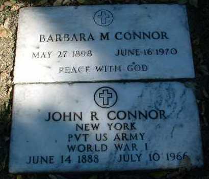CONNOR, JOHN R. - Yavapai County, Arizona | JOHN R. CONNOR - Arizona Gravestone Photos