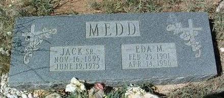 CONTARD MEDD, EDA / IDA MARIE - Yavapai County, Arizona   EDA / IDA MARIE CONTARD MEDD - Arizona Gravestone Photos