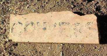 CONYERS, UNKNOWN - Yavapai County, Arizona   UNKNOWN CONYERS - Arizona Gravestone Photos