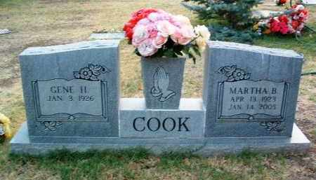 COOK, MARTHA BELLE - Yavapai County, Arizona | MARTHA BELLE COOK - Arizona Gravestone Photos