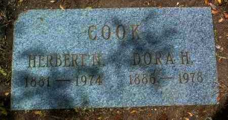 COOK, HERBERT NELSON - Yavapai County, Arizona | HERBERT NELSON COOK - Arizona Gravestone Photos