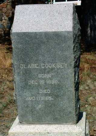 COOKSEY, CLARE - Yavapai County, Arizona   CLARE COOKSEY - Arizona Gravestone Photos