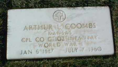 COOMBS, ARTHUR LEWIS - Yavapai County, Arizona | ARTHUR LEWIS COOMBS - Arizona Gravestone Photos