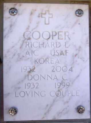 KRUSE COOPER, DONNA - Yavapai County, Arizona | DONNA KRUSE COOPER - Arizona Gravestone Photos