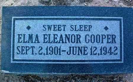 BRANHAM, ELMA ELEANOR - Yavapai County, Arizona | ELMA ELEANOR BRANHAM - Arizona Gravestone Photos
