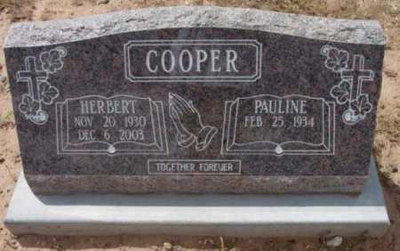 RODGERS COOPER, PAULINE - Yavapai County, Arizona   PAULINE RODGERS COOPER - Arizona Gravestone Photos