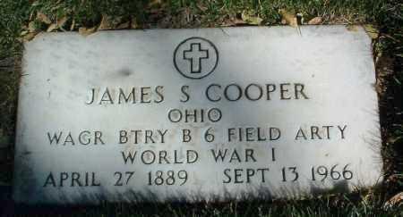 COOPER, JAMES S. - Yavapai County, Arizona   JAMES S. COOPER - Arizona Gravestone Photos