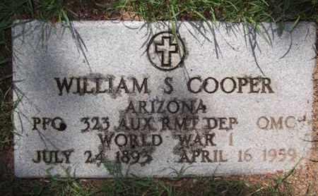 COOPER, WILLIAM STEPHEN - Yavapai County, Arizona   WILLIAM STEPHEN COOPER - Arizona Gravestone Photos