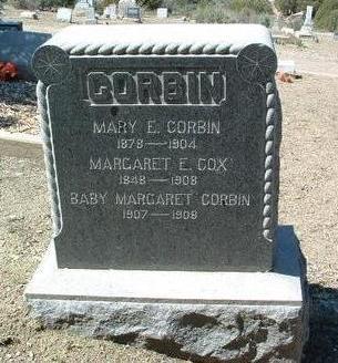 COX, MARGARET E. - Yavapai County, Arizona | MARGARET E. COX - Arizona Gravestone Photos